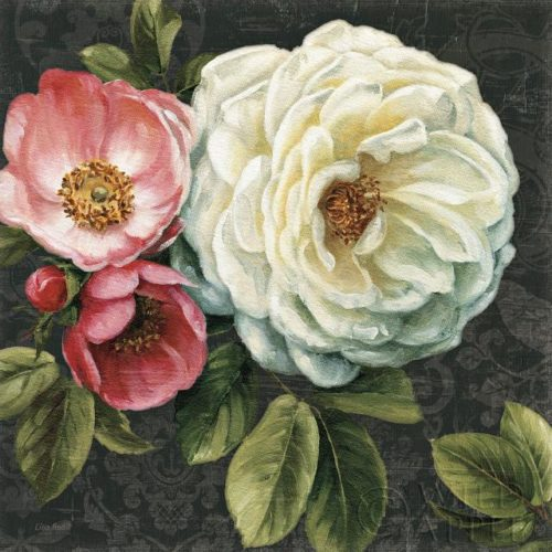Floral Damask Wall Art by Lisa Audit available on Great Big Canvas