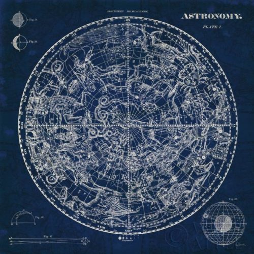 Celestial Blueprint by Sue Schlabach published and licensed by Wild Apple Graphics