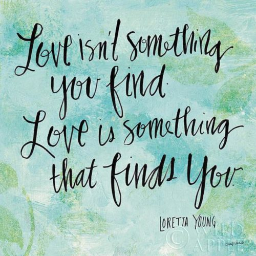 Love Finds You by Cheryl Warrick