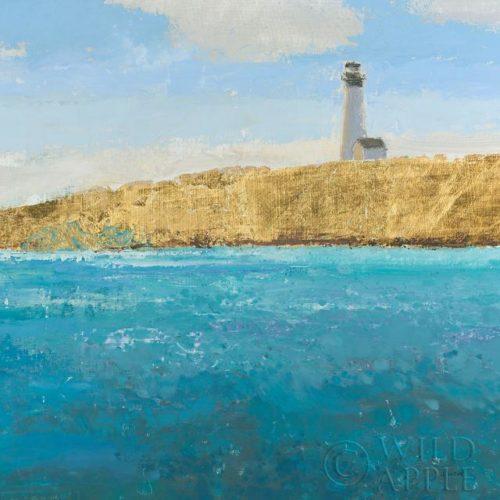Lighthouse Seascape I Crop II
