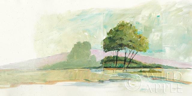 Lake Front II Dark by Avery Tillmon