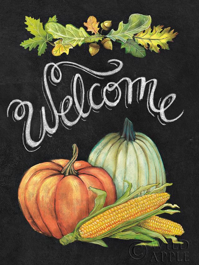 Autumn Harvest II by Mary Urban