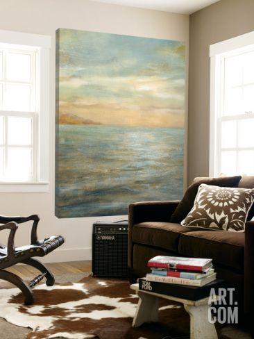 Serene Sea II from Art.com