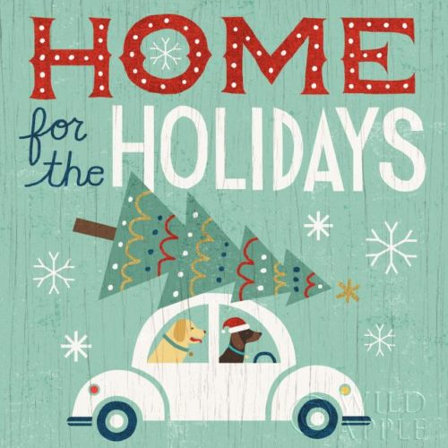 Holiday on Wheels I by Michael Mullan