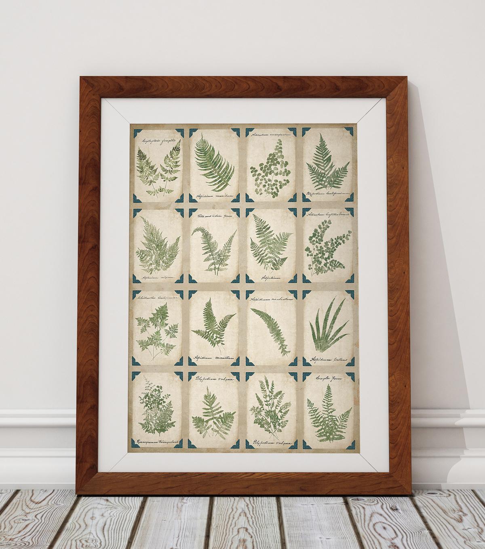 Botanical Trend Home Decor