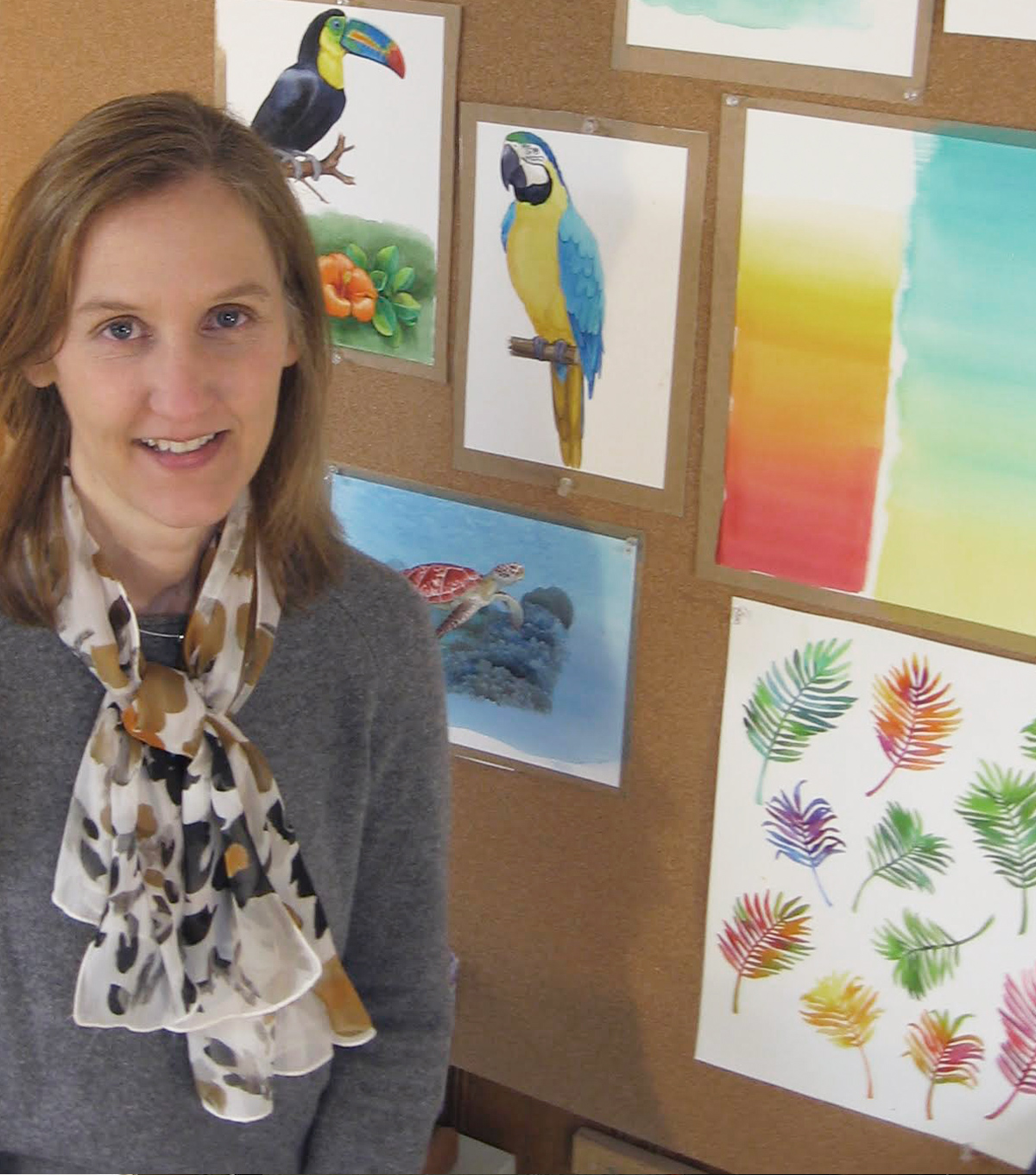 Interview with Artist Beth Grove