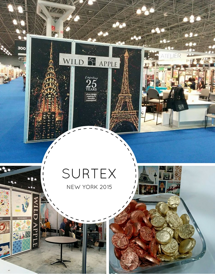 Wild Apple At Surtex 2015