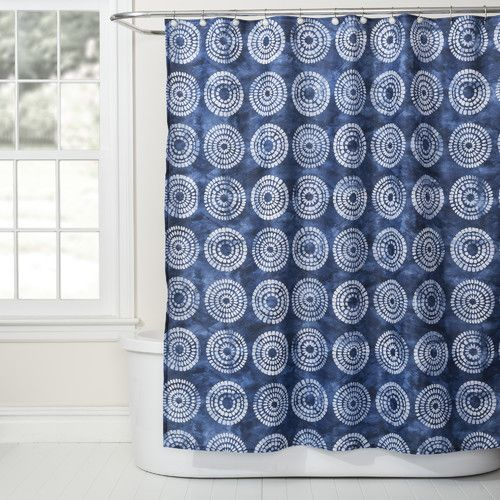 Waterfall Shower Curtain by Saturday Knight