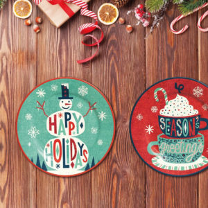 holiday art licensing trends
