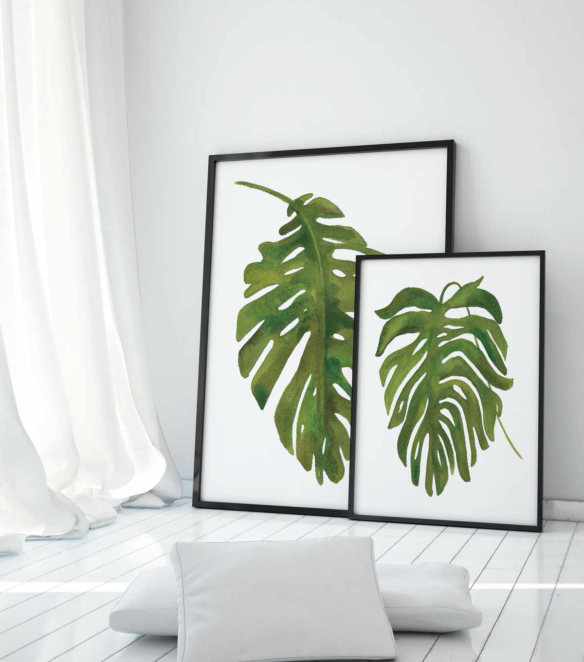 Tropical Palm I by Wild Apple Portfolio