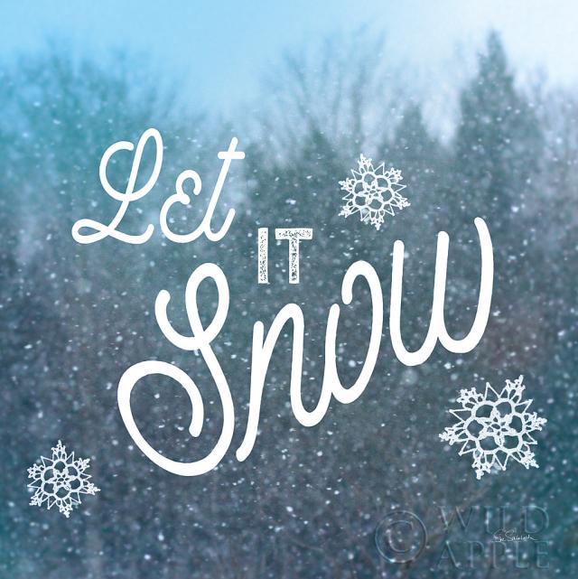 Let it Snow I By Sue Schlabach