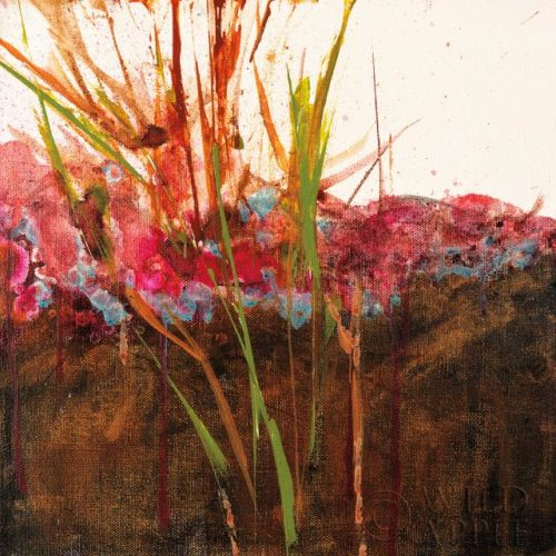 Pink Buds III by Jan Griggs
