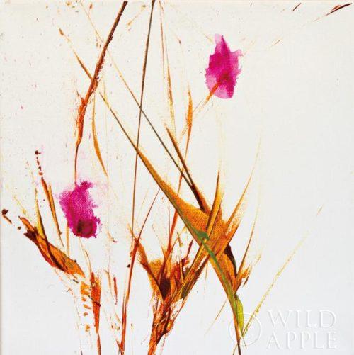 Pink Buds II by Jan Griggs
