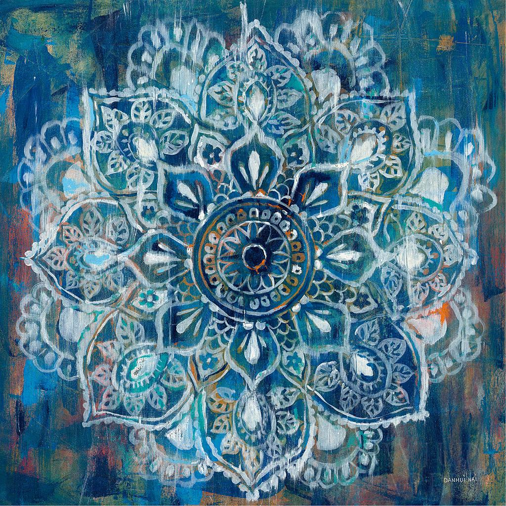 Staff Picks. Patty Loves Blue Art - Wild Apple