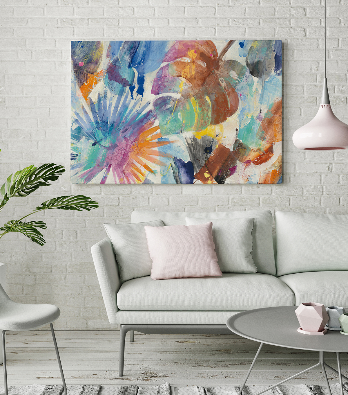 Colorful Art for the Home