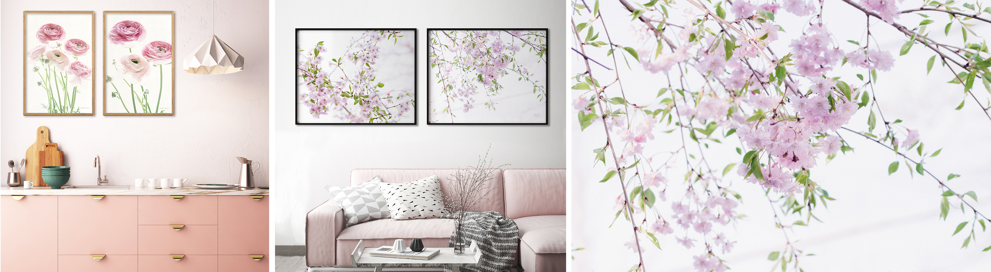 Floral Photography for the Home