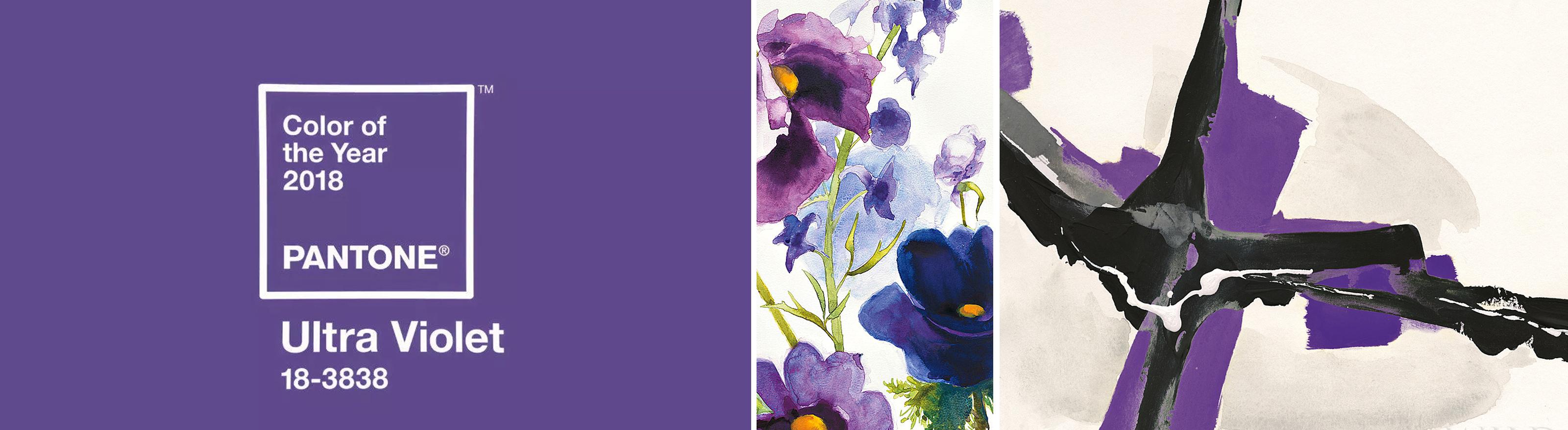 Pantone's Ultra Violet