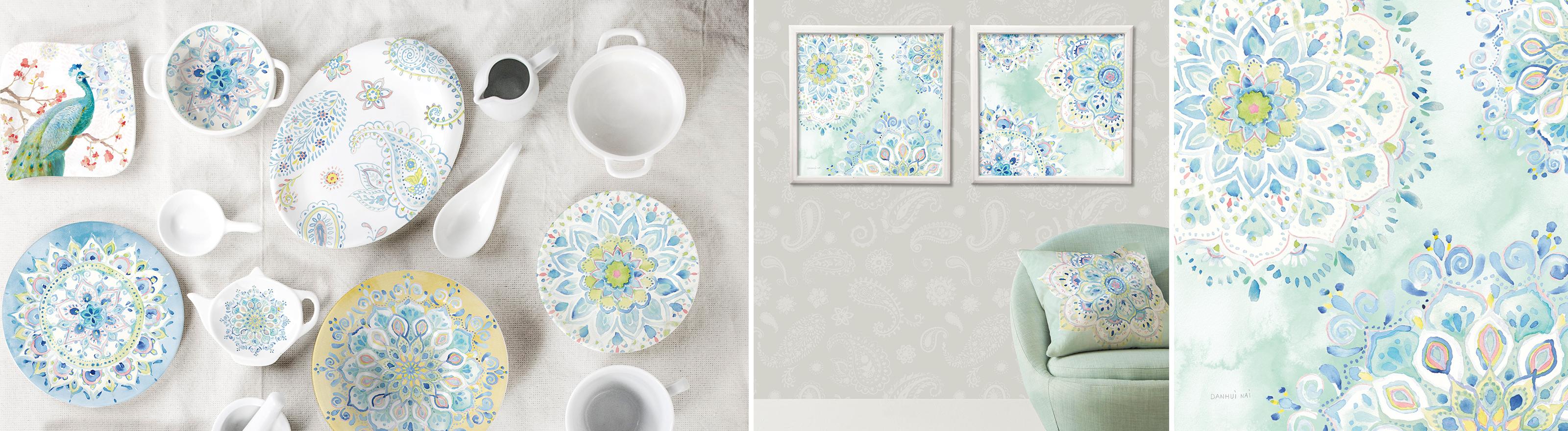 Mandala Art and Patterns