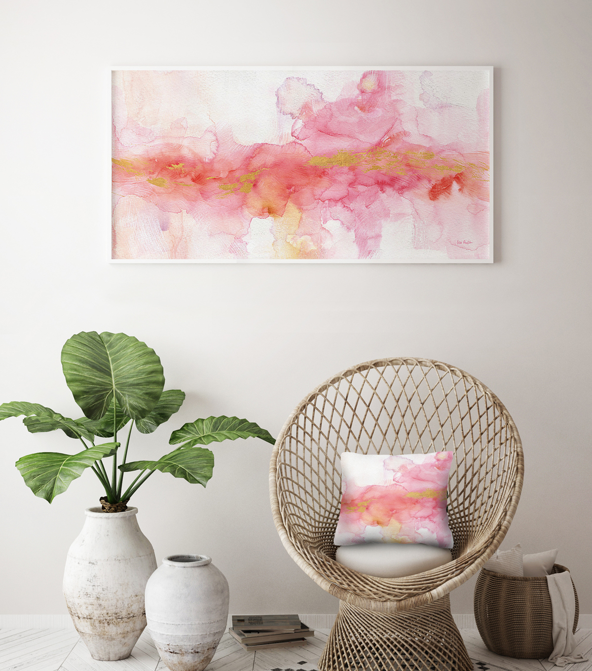 Pink Trend in the Home