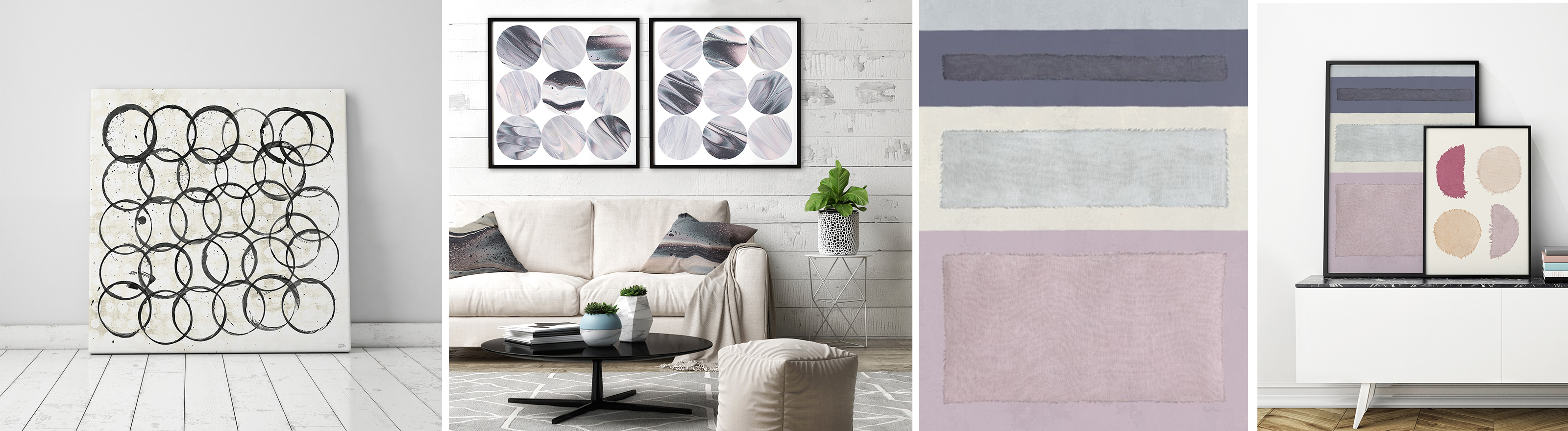 Geometric art for the home